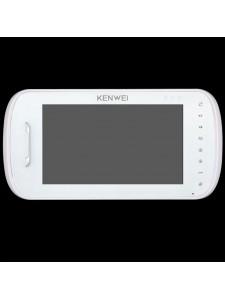 KW-E703FC-M200  с детекцией движения Цветной монитор видеодомофона без трубки (hands-free)