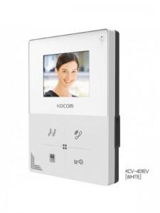 KCV-401EV Kocom Цветной видеодомофон (белый)